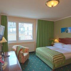 Отель Mercure Secession Wien 4* Стандартный номер с различными типами кроватей