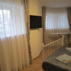 Отель Villa Shafaly сейф в номере