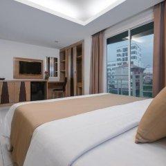 The Allano Phuket Hotel 3* Улучшенный номер с различными типами кроватей фото 3