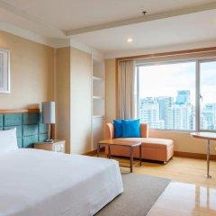 Отель Jasmine City 4* Улучшенная студия фото 2