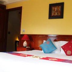 Fansipan View Hotel 3* Номер Делюкс с двуспальной кроватью фото 3