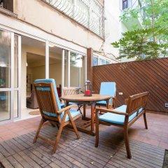Апартаменты Tarus Apartments Nisantasi балкон