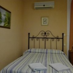 Отель Pensión Javier 2* Стандартный номер с различными типами кроватей фото 8