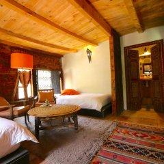 Отель Ecolodge Bab El Oued Maroc Oasis Полулюкс с различными типами кроватей фото 4