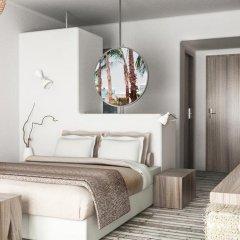 Отель Stella Island Luxury resort & Spa - Adults Only 5* Номер Делюкс с различными типами кроватей фото 2