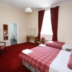 Clifton Hotel 3* Стандартный номер фото 12