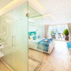Asfiya Sea View Hotel 2* Стандартный номер с двуспальной кроватью фото 6