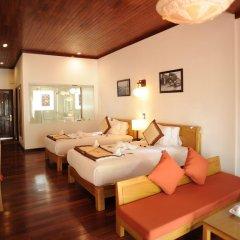 Отель Vinh Hung Riverside Resort & Spa 3* Номер Делюкс с различными типами кроватей фото 9