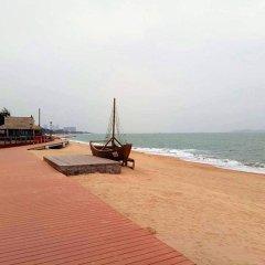 Отель Shuiyunjian Seaside Homestay Китай, Сямынь - отзывы, цены и фото номеров - забронировать отель Shuiyunjian Seaside Homestay онлайн пляж