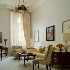 Гостиница Four Seasons Lion Palace St. Petersburg 5* Люкс с различными типами кроватей фото 9