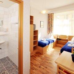 Отель Franzenshof Австрия, Вена - 1 отзыв об отеле, цены и фото номеров - забронировать отель Franzenshof онлайн ванная