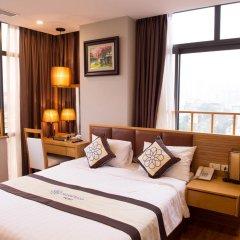Отель SinhPlaza 3* Улучшенный номер с различными типами кроватей
