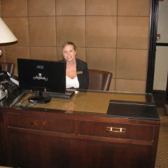 Fitzpatrick Grand Central Hotel в номере