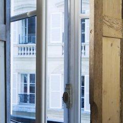 Отель Hôtel Saint Vincent балкон
