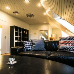FJC Loft Hostel Кровать в общем номере с двухъярусной кроватью фото 2