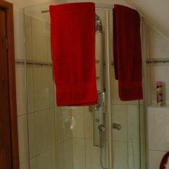 Отель Aranyalma Panzio&Etterem Heviz Апартаменты с разными типами кроватей фото 3