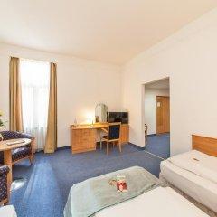 Novum Hotel Golden Park Budapest 4* Стандартный номер с различными типами кроватей фото 2