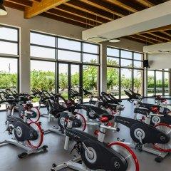 Отель Estival ElDorado Resort фитнесс-зал фото 2