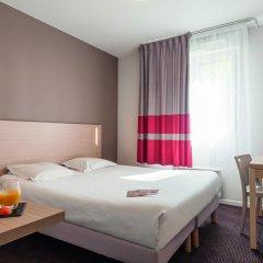 Отель Appart'City Lyon - Part-Dieu Garibaldi Студия с различными типами кроватей фото 5