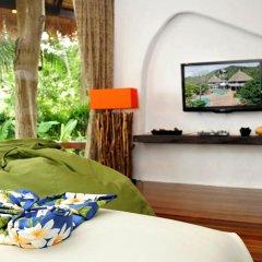 Отель Koh Tao Cabana Resort 4* Вилла с различными типами кроватей фото 12