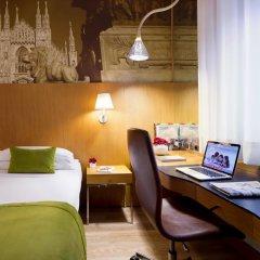 Отель Starhotels Tourist 4* Стандартный номер с различными типами кроватей фото 6