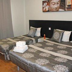 Отель Residencial Lunar 3* Стандартный номер с различными типами кроватей фото 19