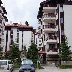 Апартаменты TES Flora Apartments Боровец парковка