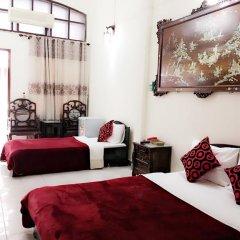 Thien Trang Hotel Номер Делюкс с различными типами кроватей фото 8