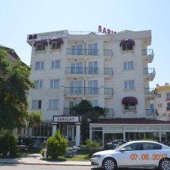 Saricay Hotel Турция, Канаккале - отзывы, цены и фото номеров - забронировать отель Saricay Hotel онлайн парковка