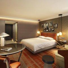 Отель Hilton London Tower Bridge 4* Номер Делюкс с различными типами кроватей