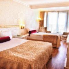 Bilem High Class Hotel 4* Стандартный номер с двуспальной кроватью фото 7