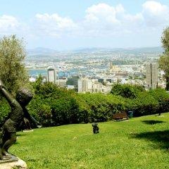 Dan Gardens Haifa Hotel Хайфа приотельная территория фото 2