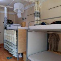 Отель Pizzatethostel Кровать в общем номере фото 8