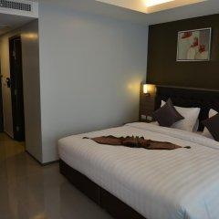 Picnic Hotel Bangkok 3* Стандартный номер с различными типами кроватей фото 9