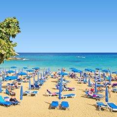 Отель Villa Adonia пляж фото 2