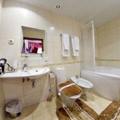 Кристина Отель 2* Люкс разные типы кроватей фото 2