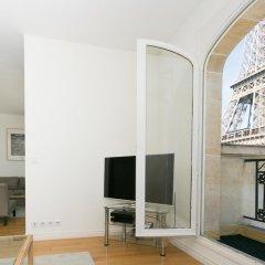 Отель Résidence Charles Floquet 2* Апартаменты с различными типами кроватей фото 13