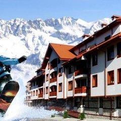 Отель Pirin River Ski & Spa спортивное сооружение