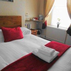 Отель Lyndhurst Guest House 3* Стандартный номер с различными типами кроватей фото 3
