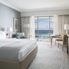 Отель The Ritz-Carlton Cancun 5* Стандартный номер с различными типами кроватей фото 5