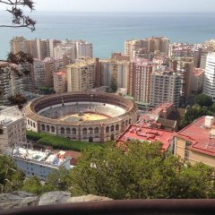 Hotel Malaga Picasso пляж