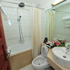 Nova Hotel 3* Семейный люкс с двуспальной кроватью фото 14