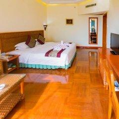 Sanya South China Hotel комната для гостей фото 3