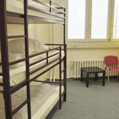 All In Hostel Кровать в общем номере с двухъярусной кроватью фото 3