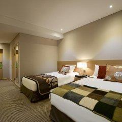 Hotel New Oriental Myeongdong 3* Стандартный номер с различными типами кроватей фото 12