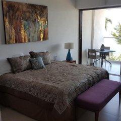 Отель Playa Conchas Chinas 3* Номер Делюкс фото 2