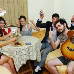 Armenia Hostel спа фото 2