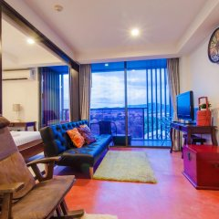 Отель Rocco Huahin Condominium Студия с различными типами кроватей фото 42