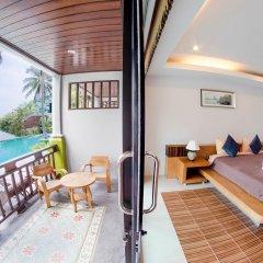 Отель Tanote Villa Hill 3* Номер Делюкс с различными типами кроватей фото 3