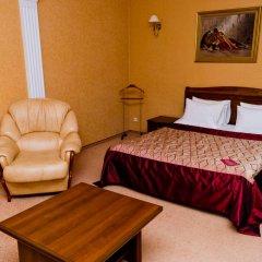 Гостиница Частная резиденция Богемия 3* Улучшенный люкс с различными типами кроватей фото 3